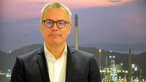 Michael Smirnoff, marknadsförings- och kommunikationsdirektör vid Citec.