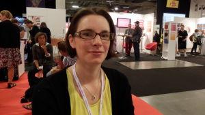 Anna Alenius vid Nordiskt Forum i Malmö