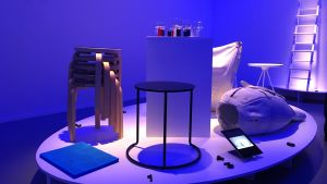 Urval designklassiker på Designmuseet.