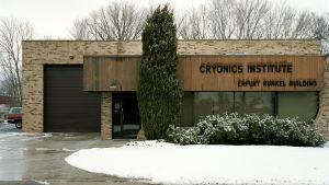 Cryonics Institute i Michigan, USA.