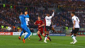 Liverpool och AS Roma är två stora fotbollsklubbar.