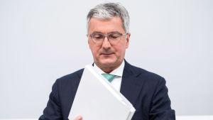 Audichefen Rupert Stadler.