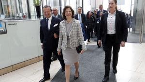 Drottning Silvia den 21.4.