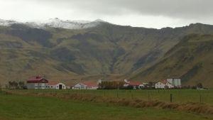 Farm i Island.