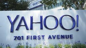 Yahoo, söktjänst för Internet