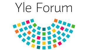 Logotypen för seminariet Yle Forum.