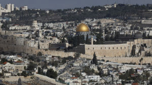 Bild av Jeruslaem i Israel