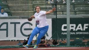 Helena Leveelahti, Sverigekampen 2017.