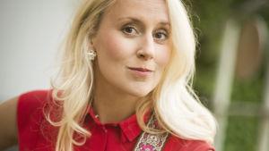 Sångerskan Frida Andersson