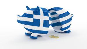 Grekisk spargris