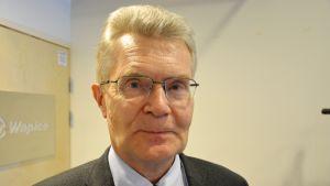 Seppo Niemi, professor i energiteknik på Vasa universitet.