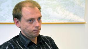 SFP-politikern Anders Walls.