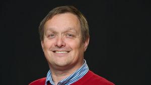 Kristian Forsell, versamhetsledare.