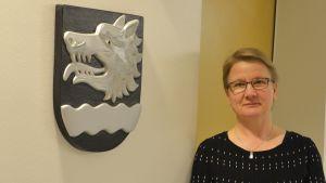Förvaltningschefen i Sibbo - Lilian Andergård-Stenstrand