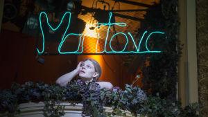 Foto från Julia & Romeo på Nationalteatern.