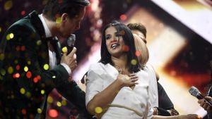 Tika Sevón Liljegren i X Factor