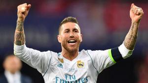Sergio Ramos, Real Madrid.