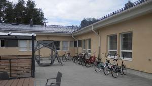 Mikevas boende för alkohol-och drogberoende personer i Jakobstad