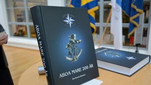 Sjöfartshistorik om Aboa Mare.