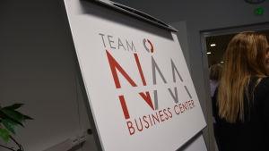 Team NÅA-logon.