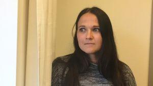 Sara Nyholms son mobbades på eftis.