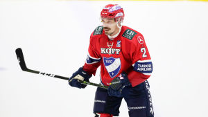 Teemu Laakso, HIFK.
