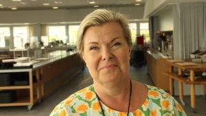 Lotta Savinko är chef för arbetslivsfrågor på akademikerfacket Akava.