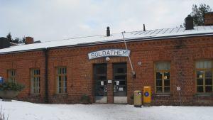 Soldathemmet i Dragsvik