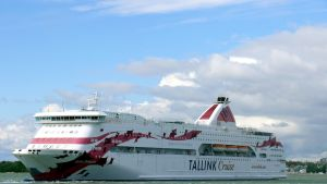 Tallink Baltic Princess-båt