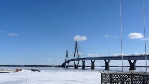 Replotbron i Korsholm
