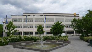 Stadshuset i Karleby