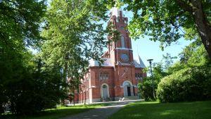 Kyrkan i Kristinestad