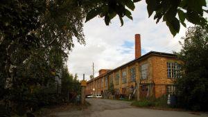 Gamla tvålfabriken i Vasa