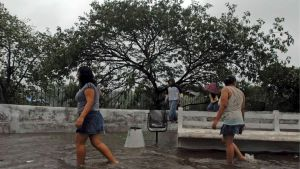 Översvämning i Nicaragua