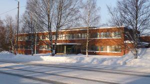 Ådalens skola i Kronoby
