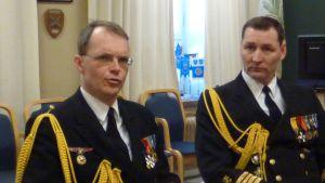 Anders gardberg och Juha Vauhkonen