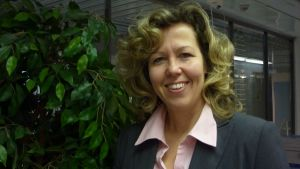 Utvecklingsdirektör i Vasa Susanna Slotte-Kock