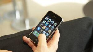 iPhone smarttelefon