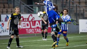 Demba Savage, HJK