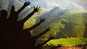 Filippiner firar Earth Hour