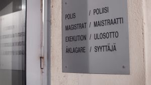 Polishuset i Ekenäs