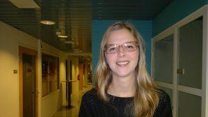 Psykologen Anna Soveri forskar i tvåspråkighetens effekter.