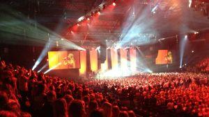 Slutkonserten för Skolmusik 2013