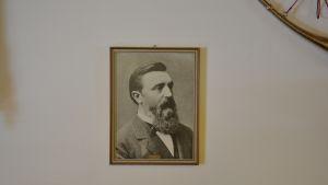 Frithiof Hultman, grundaren av Ekenäs öl- och porterbryggeri
