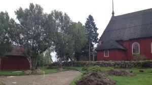 Frans Henrikssons Park anläggs