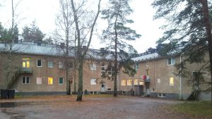 Harjulinna flyktingcenter i Sjundeå