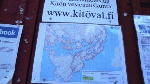 Vatten och avlopp till Kitö