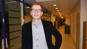 Bob Karlsson, direktör vid utbildningsstyrelsen.