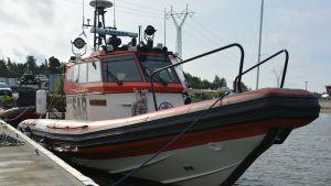 Borgå Sjöräddares båt PV 315