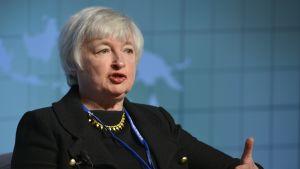 Janet Yellen är stark kandidat för posten som chef för Fed